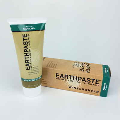 Image of Earthpaste Natural Toothpaste Wintergreen