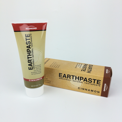 Image of Earthpaste Natural Toothpaste Cinnamon