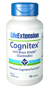 Image of Cognitex with Brain Shield
