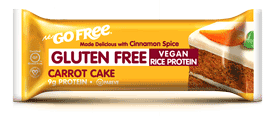 Image of NuGO Free Bar Gluten Free Carrot Cake