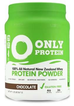 Image of Only Protein Whey Protein Powder Chocolate