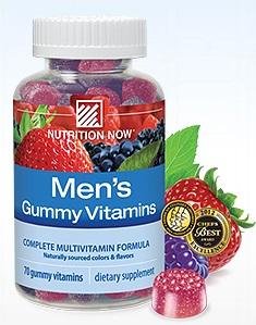 Image of Men's Gummy Vitamins