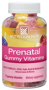 Image of Prenatal Gummy Vitamins