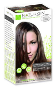 Image of Hair Color Light Chocolate Brown 5.0