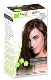 Image of Hair Color Medium Copper Blonde 6.34