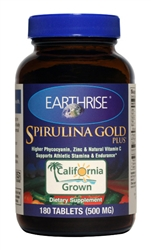 Image of Spirulina Gold Plus 500 mg