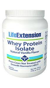 Image of Whey Protein Isolate Powder (Natural Vanilla Flavor)