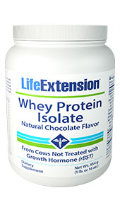 Image of Whey Protein Isolate Powder (Natural Chocolate Flavor)