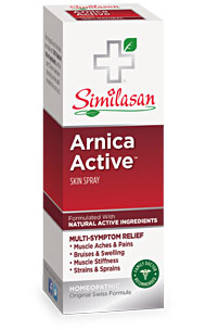 Image of Arnica Active Skin Spray (first aid)