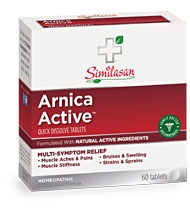 Image of Arnica Active Tablet
