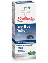 Image of Dry Eye Relief Eye Drops (eye drops #1)