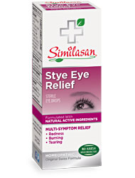 Image of Stye Eye Relief Eye Drops