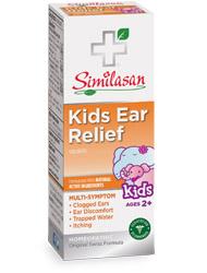 Image of Kids Ear Relief Ear Drops