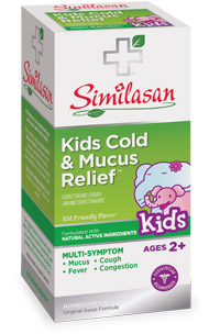 Image of Kids Cold & Mucus Relief Syrup