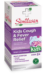 Image of Kids Cough & Fever Relief Syrup