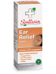 Image of Ear Relief Ear Drops