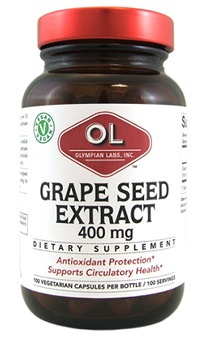 Image of Grape Seed Extract 400 mg