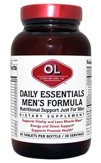 Image of Daily Essentials Men's Formula (one a day multi)