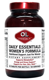 Image of Daily Essentials Women's Formula (one a day multi)