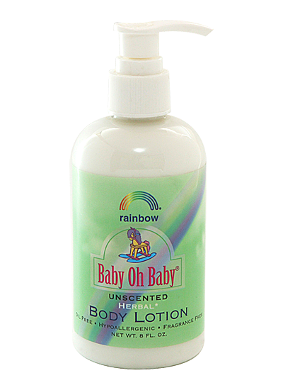 Image of Baby Oh Baby Body Lotion Unscented