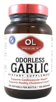 Image of Odorless Garlic 500 mg
