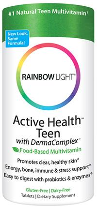 Image of Active Health Teen Multivitamin