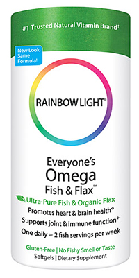 Image of Just Once Everyone's Omega Fish & Flax Oil
