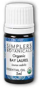 Image of Essential Oil Bay Laurel Organic