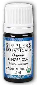 Image of Essential Oil Ginger CO2 Organic