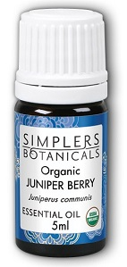 Image of Essential Oil Juniper Berry Organic