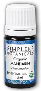 Image of Essential Oil Mandarin Organic