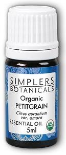 Image of Essential Oil Petitgrain Organic