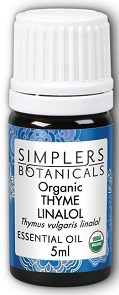 Image of Essential Oil Thyme Linalol Organic