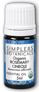 Image of Essential Oil Rosemary Cineole Organic