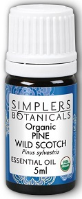 Image of Essential Oil Pine Wild Scotch Organic