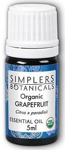 Image of Essential Oil Grapefruit Organic