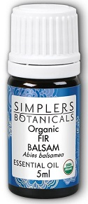 Image of Essential Oil Fir Balsam Organic