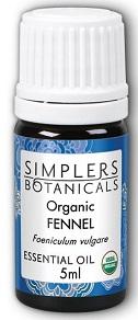 Image of Essential Oil Fennel Organic