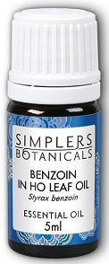 Image of Essential Oil Benzoin in Ho Leaf Oil