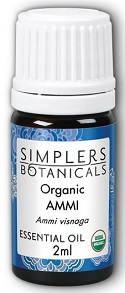 Image of Essential Oil Ammi Visnaga Organic