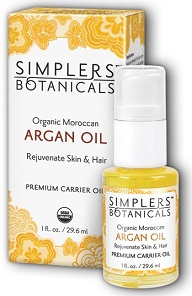 Image of Carrier Oil Organic Moroccan Argan Oil