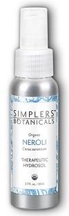 Image of Hydrosol Organic Neroli Spray (oily skin)
