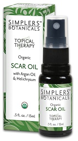 Image of Topical Therapy Organic Scar Oil