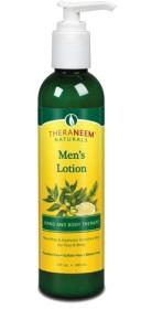Image of TheraNeem Neem Men's Lotion (Face & Body - Cedarwood)