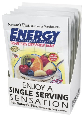 Image of Energy Shake Packets
