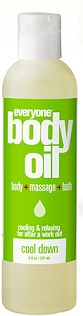 Image of Everyone Body Oil Cool Down