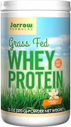 Image of Whey Protein Grass Fed - Vanilla