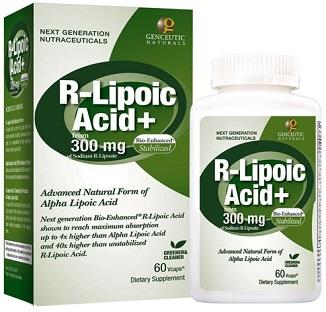 Image of R-Lipoic Acid+ 300mg