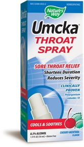 Image of Umcka Throat Spray
