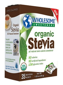 Image of Organic Stevia Packet